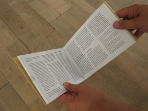 Reading the Contexts book only