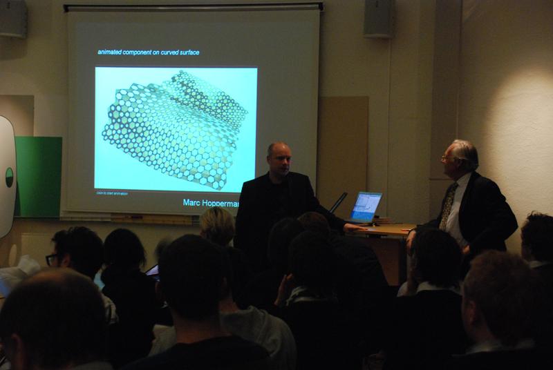 Lars Hesselgren at the ssark medialab seminar