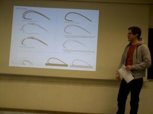 Presentation by Johan Knutas